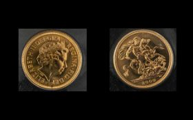 Royal Mint United Kingdom - Elizabeth II