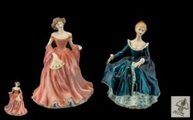 Royal Doulton Hand Painted Porcelain Fig