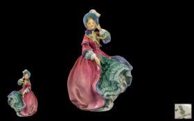 Royal Doulton Hand Painted Figure ' Spri