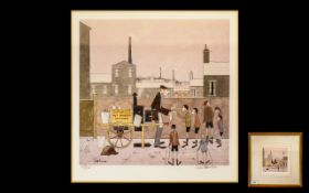 G.W.Birks - Signed Ltd and Numbered Edit