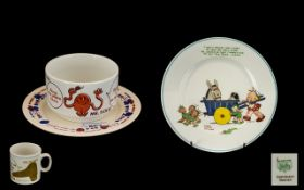 A Shelley China Mabel Lucie Attwell 7 in