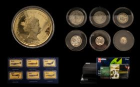 4 Military Interest Coin Sets To Include The Bradford Exchange D-Day 75th Anniversary Coin Set,