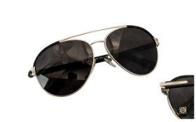 Loewe Luxury Vintage Sunglasses marked Loewe 3P SLW 457 - 6104. Col. 581P-135.
