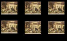 Sir William Russell Flint - Set of 14 Unframed Sir William Russell Flint Limited Edition Colour