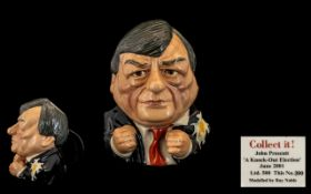 ' Collect It ' John Prescott ' A Knock out Collection ' 2001 June.