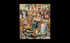 Unopened Book - 'Frescos From the 13th to 18th Century', Folio size edition - Scala,