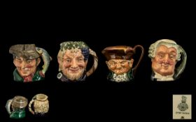 Royal Doulton Collection of Early Hand P