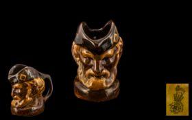 Miniature McCallum Brown Treacle Glazed
