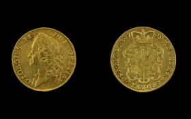 George II (1727-60) Gold Two Guineas 173