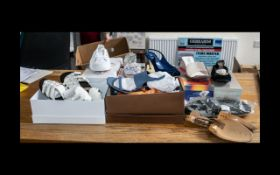 Collection of Quality Designer Shoes & Boots, all boxed and in excellent condition, some unworn.