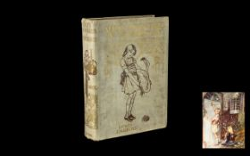 Alice's Adventures in Wonderland by Lewis Carroll, illustrated in colour by A E Jackson; London,