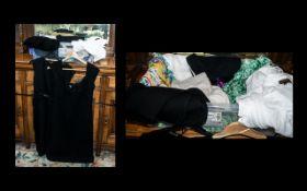 Quantity of Top Quality & Designer Ladies Fashion Items comprising: Mango lounge/tracksuit bottoms