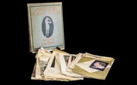 Book - Studies of the Human Figure by G M Ellwood & F R Yerbury, circa 1919.