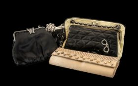 Collection of Evening Bags,