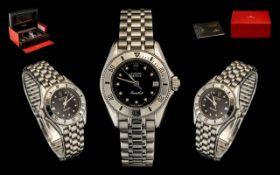 Tudor Monarch Mark II Ladies Steel Wrist