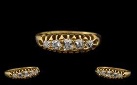 Antique Period 18ct Gold - Good Quality