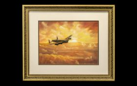 J.D. Williams. A Hawker Siddley Bomber I