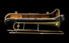 Amati Kraslice ASL 312 Trombone in hard