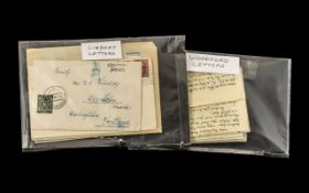 WW II Period Small Collection of Persona