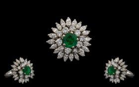 18ct White Gold Stunning Quality Diamond