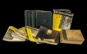 Box of Motoring & Engineering Books & Ma