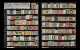 Stamps Interest - extensive Commonwealth