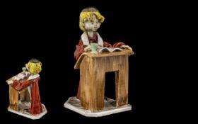 Judaica Collection Bencini Italian Figur