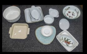 Box of Assorted Oven to Tableware Dishes
