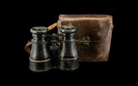 Military Officers 1914-1918 Binoculars i