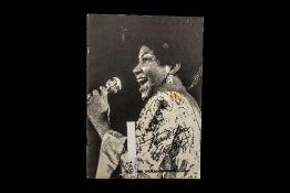 Aretha Franklin Original Complete UK Tou