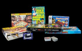 Collection of Children's Boxed Games inc