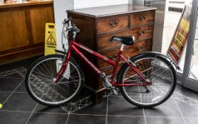 Raleigh Montis Boys Mountain Bike, red p