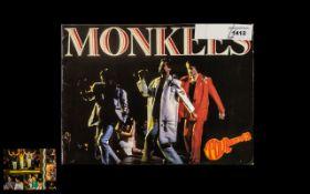 The Monkees UK Tour Programme 1989. Com