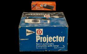 Camera Interest - Boots IQ Projector. A
