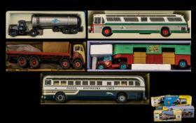 Corgi - Classics Collection of Boxed Ltd