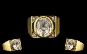 18ct Gold - Stunning Large and Impressiv