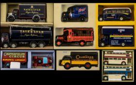 Corgi Classics: Collection of Diecast Sc