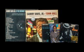 Sammy Davis Jr. Albums & Singles, compri