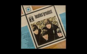 The Beatles Greatest LP Stereo EMI Parlo