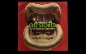 The Rolling Stones Double Album 'Get Sto