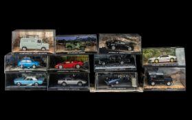 James Bond Interest: Collection of 007 D