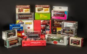 A Collection of Diecast Models to Includ