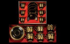 Collection of Greek Porcelain,