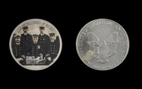 United States of America Silver Dollar - Date 2006. R.M.S. Titanic - Legends of The Seas.