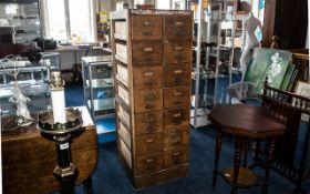 A Shop Display Commerical Wooden Storage