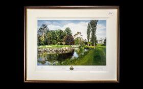 Golfing Interest - Limited Edition Print