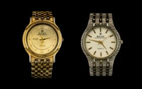 Fashion Copy Watches ( 2 ) In Total - Pl