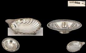 Edwardian Period Sterling Silver Bon Bon