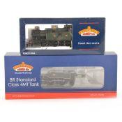 Bachmann OO gauge locomotives; 32-360A and 32-075A
