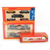 Hornby OO gauge model railway wagon sets; R6290 R697 R739